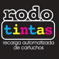 Photo taken at Rodotintas by Sebastian R. on 11/4/2011