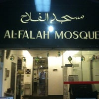 Снимок сделан в Al-Falah Mosque пользователем Samsullah P. 8/19/2011