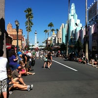 Photo taken at Hollywood Boulevard by Keith P. on 10/14/2011