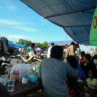 Photo taken at Pasar Pagi Juanda Depok by Aldi A. on 12/4/2011
