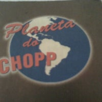 Photo taken at Planeta do Chopp by Amanda R. on 9/19/2011