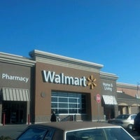 Photo taken at Walmart by Billy H. on 12/24/2011