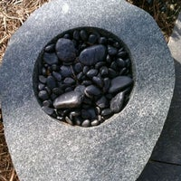 Photo taken at Garden of Reflection and Remembrance - University of Maryland by Deb L. on 2/1/2012