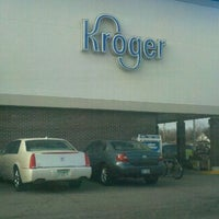 Photo taken at Kroger by Amber B. on 11/21/2011