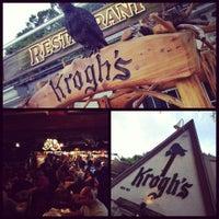 Photo taken at Krogh's Restaurant & Brew Pub by Jay J. on 8/11/2012