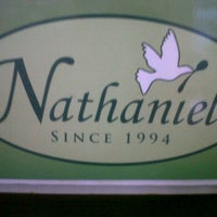 Photo taken at Nathaniel's by Mark Alfred E. on 3/19/2012