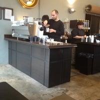 Photo taken at Coffee Alchemy by Tom on 6/13/2012