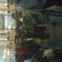 Photo taken at Al-Salam Mosque by medo R. on 11/10/2011
