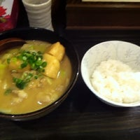 Photo taken at 名古屋カレーうどん 煉 by Yuji A. on 8/30/2011