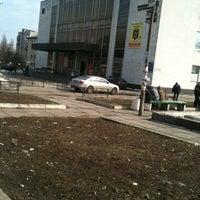 """Photo taken at Оптовий ринок """"Меридіан"""" by Jaroslaw L. on 3/19/2012"""