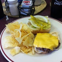 Photo taken at Rylie's Diner by Frazzy 626 on 7/29/2012