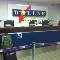Photo taken at Dollar Rent A Car by Joshua S. on 1/25/2011