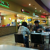 Photo taken at Lawrence Plaza - Food Court by Christina G. on 11/1/2011