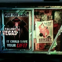Photo taken at Fallout: New Vegas by Chuck M. on 9/21/2011