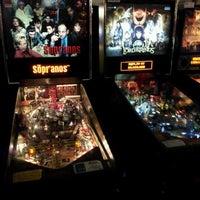 Photo taken at Pinballz Arcade by Jason E. on 8/25/2012