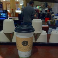 Photo taken at Q Chocolate & Coffee Co. by Earl G. on 12/20/2011