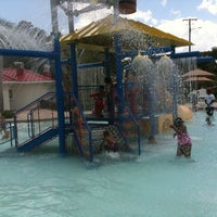 Photo taken at Lake Eva Community Park by Marlon Q. on 5/29/2011