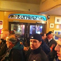 Photo taken at Spiritus Pizza by John A. on 10/30/2011
