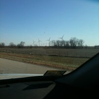 Photo taken at Windmill farm by JCK on 11/17/2011