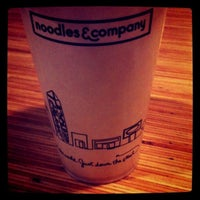 Photo taken at Noodles & Company by Mujtaba on 1/31/2011
