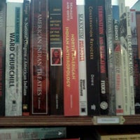 Photo taken at Red Emma's Bookstore Coffeehouse by Timothy S. on 8/17/2011