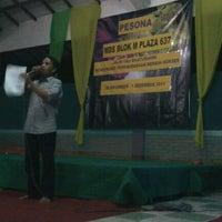 Photo taken at Taman Wisata Pasir Putih Sawangan by ester i. on 11/28/2011