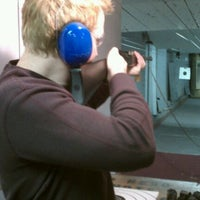 Photo taken at West Side Rifle & Pistol Range by Jason W. on 1/6/2012