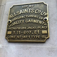 Photo taken at AllSaints by Ettore B. on 2/22/2012