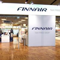 Photo taken at Finnair Tax-free Shop by Finnair on 12/20/2011