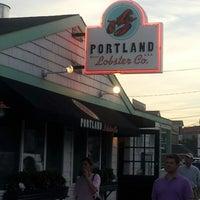 Photo taken at Portland Lobster Company by Franny K. on 8/21/2012