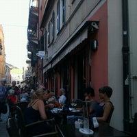 Photo taken at Bar Gigi by tiuscia on 8/27/2011