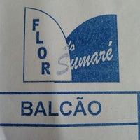Photo taken at Panificadora Flor do Sumaré by EduZiN A. on 8/17/2011