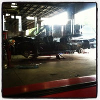 Photo taken at Discount Tire® Store by David R. on 8/27/2012