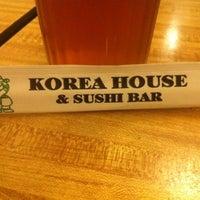 Снимок сделан в Korea House пользователем Rachel M. 10/10/2011
