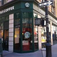 Photo taken at Starbucks by Eugene K. on 4/8/2012