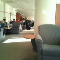 Photo taken at Aer Lingus Lounge by Michael M. on 11/11/2011