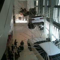 Photo taken at Seattle Art Museum by Cary T. on 3/19/2011