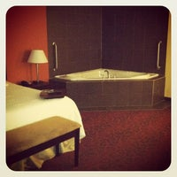 Photo taken at Hampton Inn & Suites Phoenix City by Casey P. on 2/10/2012