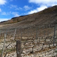 Photo taken at Montagnieu by Franck M. on 3/19/2012