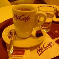 Photo taken at McCafé by Juliana S. on 8/31/2012