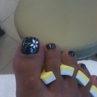Photo taken at Diamond Nails by Heather M. on 8/13/2011