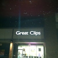 Photo taken at Great Clips by William B. on 11/11/2011