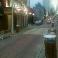 Photo taken at Rua Vidal Ramos by Jefferson F. on 1/30/2012