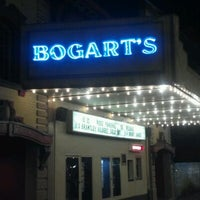Photo taken at Bogart's by E H. on 11/1/2011