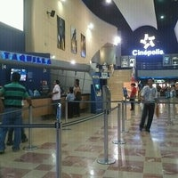 Photo taken at Cinépolis by Ethel R. on 3/11/2012