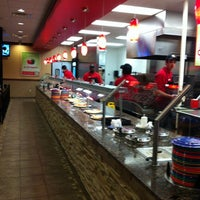 Photo taken at Stevi B's Pizza Buffet by Laura E. P. on 2/14/2012