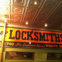 Photo taken at Locksmith Bar by Gabriel أ. on 6/16/2012