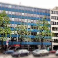 Das Foto wurde bei FOM Hochschule Berlin von Pierre D. am 4/29/2012 aufgenommen