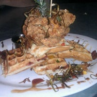Photo taken at Hash House A Go Go at The LINQ by Freddy O. on 3/30/2012