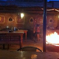 Photo taken at Restaurant Casa de Piedra by Sabina A. on 7/15/2011